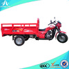 china gasoline motor tricycle cargo trike for sale