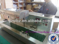 salable auto table induction sealer for glass bottle(M)