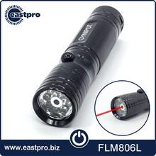 Made in Ningbo 3 AAA battery 9 flash light for gun