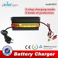 AC to DC 10A 220v-12v smart car auto battery charger