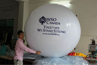 high quality global printing balloon