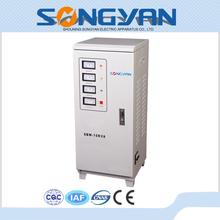 3 phase voltage stabilizer 380v to 220v automatic voltage regulator