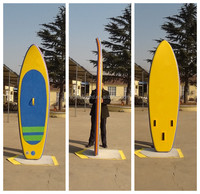 OEM waterproof inflatable board light weight sup surfboard