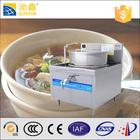 Comercial de poupança de energia panela de sopa elétrica / aço inoxidável sopa elétrica panela de aquecimento