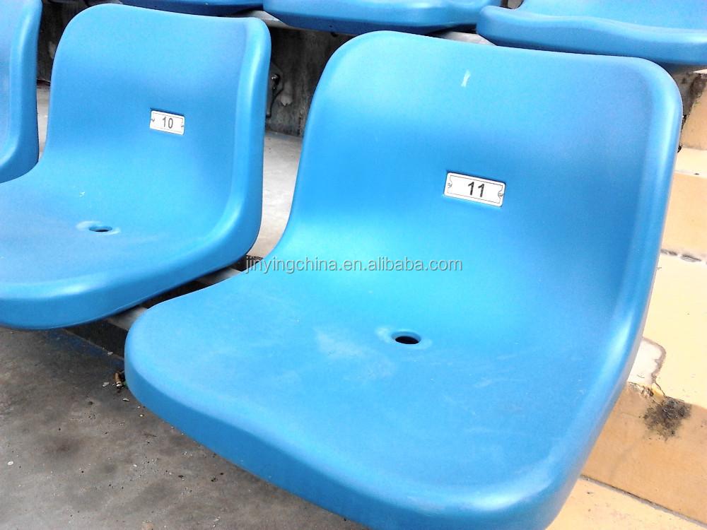 Stadium Seats Product : Shanghai football portable plastic stadium seats buy