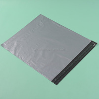 High resistance grey plastic mailing packing bags from guangzhou suppliers (zz216)