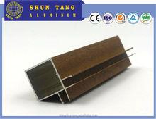 foshan huixin aluminum company, providing aluminum profile to every country