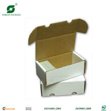 CUSTOM MADE SMALL CORRUGATED PRINTED CARTON SHIPPING BOXES WHOLESALE