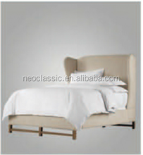 Bedroom furniture noble and generous bed luxury furniture king size bed modern leather beds