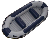 MEI SHENG JIA 2.3m folding inflatable rubber boat for sale