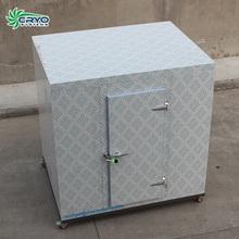 Proveedor de encargo combinada flor estándar de visualización de refrigeración de almacenamiento pu cámaras frigoríficas