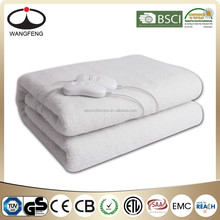 Warm Thick Wool Electric Blanket Manufacturer Wholesale