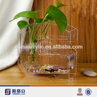 Custom Acrylic Dividers for Fish Tank and Aquarium/aquarium accessories