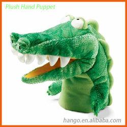 Custom Plush Dinosaur Hand Puppets