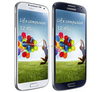 Quad-core 13MP camera 5inches touch screen mobile phone in stock free shipping original samsung galaxy S4 I9500