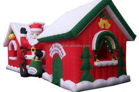 CILE 2015 latest Large Inflatable Santa Claus/ Decorations for Christmas