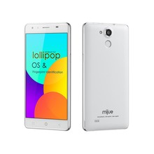 "MIJUE T500 5.5"" Capacitive Screen SmartPhone Android 5.0 Brand Phone GPS WIFI TV Mobile Dual Sim Phone Unlocked Handset"