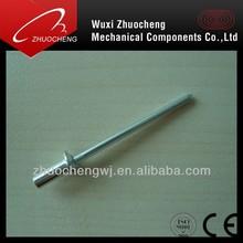 Aluminium/Aluminium closed end rivets/sealed type blind rivets
