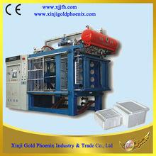 Xinji Gold Phoenix Industry & Trade Co.,Ltd, china hot sale new condition eps machine automatic shape moulding machine PSZ1400