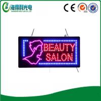 beauty salon 33*81cm Electronic led sign