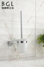 17950 simple latest design toilet brush holder for bathroom accessories
