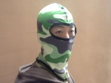 Camouflage Cycling Double Thermal Men High Quality Popular Dustproof Wholesale Safety Fantastic Spandex Led Ski Balaclava Caps