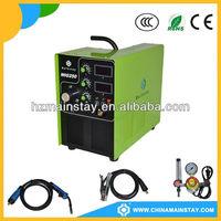 MIG250 inverter CO2 gas welding machine mig star