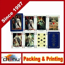 Customized Design Printed Playing Cards (430022)