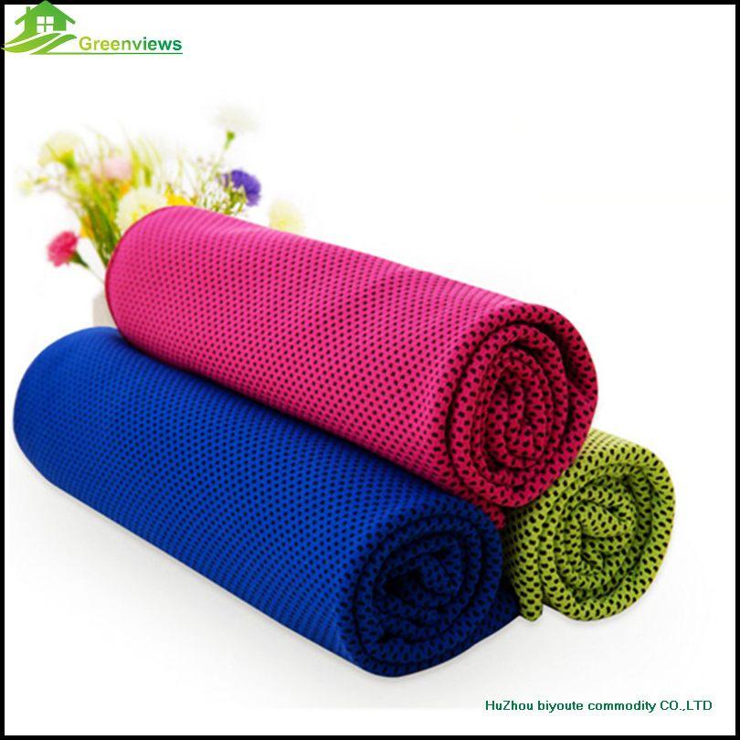 Wholesale Cooling Towel Microfiber Magic Cool Bath Towel