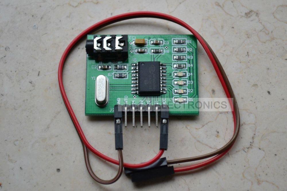Модуль аудиодекодер MT8870