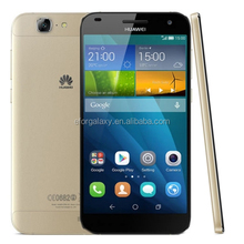 Free sample Huawei Ascend G7 5.5 Inch IPS LTPS Display Screen, EMUI 3.0 2G RAM+16G ROM Smart Phone, Quad Core 1.2 GHz(Gold)