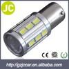 car bumper led lights auto led lamp 5630 21smd 1156 5630 ba15s lens third led brake light