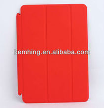 Smart Cover case for iPad mini flilp leather case with partner back case optional