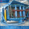 China design popular YinDa scrap iron melting furnace 20T