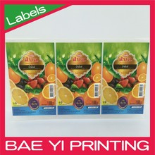 Best Quality full color food company logos label