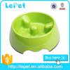 high quality eco-friendly melamine pet feeder for cats dogs pet feeder bowl