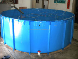 Collapsible Fish Tank ,300gallons Round Water Tank