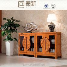 wood furniture modern style living room buffet