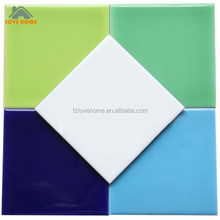 Top quality water proof glazed ceramic wall tile 200x200mm