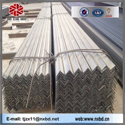 China factory directly sales mild carbon steel angle bar for structure construction