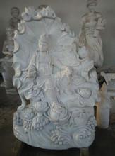 Hot sale good carving praying buddha statue, thousand hand buddha