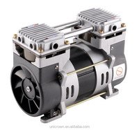 UN-80P-OXY high quality big red air compressor 3.5bar 200LPM 600W 3/4HP ODM