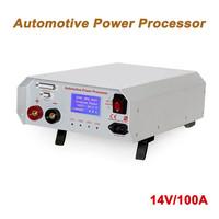 Automotive ECU Programming Dedicated Power