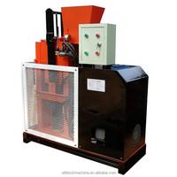 WT1-25 machine manufactures ecological bricks-hydraulic press eco brava/interlocking earth block machine/earth block making mach