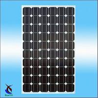 China top factory high quality 200 watt mono solar panel