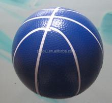 17CM 100g Environmental protection PVC BASKET BALL FACTORY