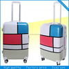 fashion luggage sets cheap hard shell luggage