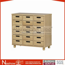 Cubby Plan CB-005 High Quality Children Wooden Cupboard