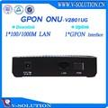 1 GE GEPON ONU / FTTH Mini fibra óptica caixa de terminais