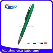 Hwan school use plastic easy taking gel ball pen